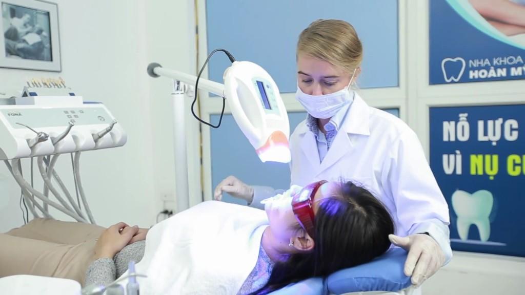 Nha khoa Hoàn Mỹ - Thẩm mỹ răng tiêu chuẩn Hoa Kỳ