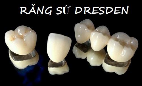 TOP 3 điều cần biết về phương pháp bọc răng sứ Dresden 1