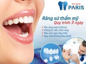 Công nghệ Nano Shining 5S hỗ trợ bọc răng sứ tốt nhất