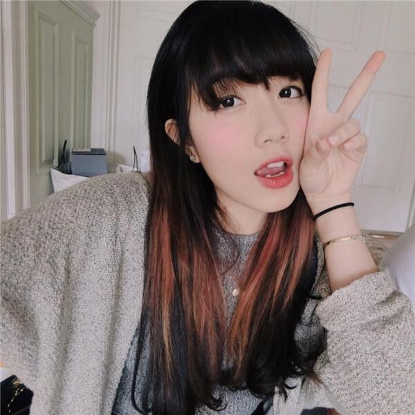 răng thỏ của Mie Nguyễn