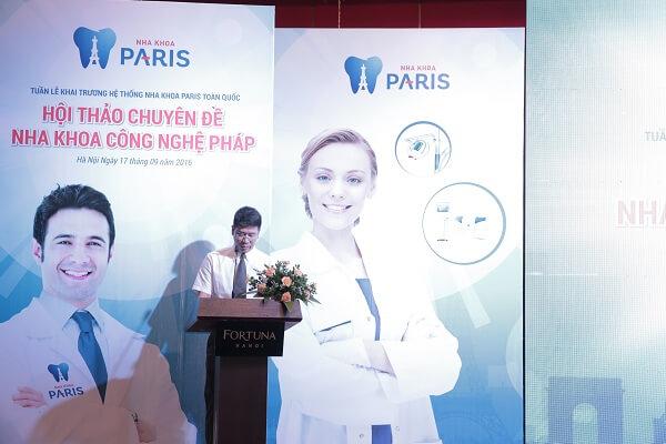 Toàn cảnh sự kiện Hội thảo Nha khoa công nghệ Pháp tại Việt Nam 6