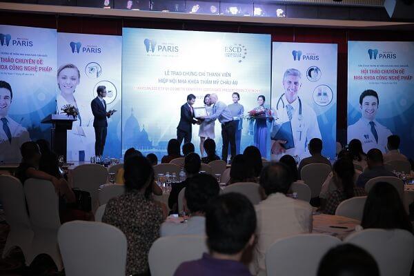 Toàn cảnh sự kiện Hội thảo Nha khoa công nghệ Pháp tại Việt Nam 11