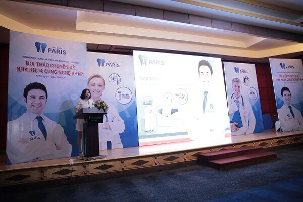 Toàn cảnh sự kiện Hội thảo Nha khoa công nghệ Pháp tại Việt Nam13