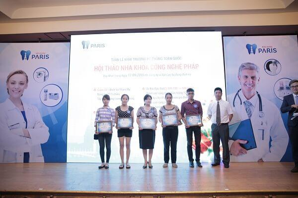 Toàn cảnh sự kiện Hội thảo Nha khoa công nghệ Pháp tại Việt Nam 16