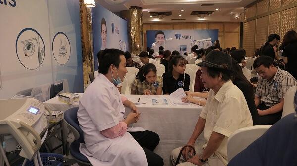 Toàn cảnh sự kiện Hội thảo Nha khoa công nghệ Pháp tại Việt Nam 19