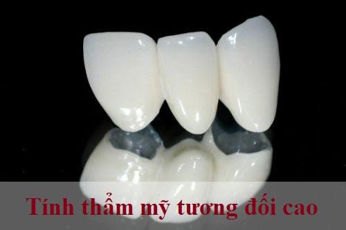 Bọc răng sứ titan - Khắc phục răng thưa, mẻ, xỉn màu,... độ bền 20 năm 3