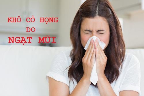 5 Nguyên nhân khô cổ họng và cách điều trị SIÊU TỐC tận gốc tại nhà 3