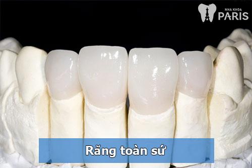 Độ bền của răng sứ Cercon khoảng bao lâu?